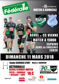20180311 asvel rugby vienne