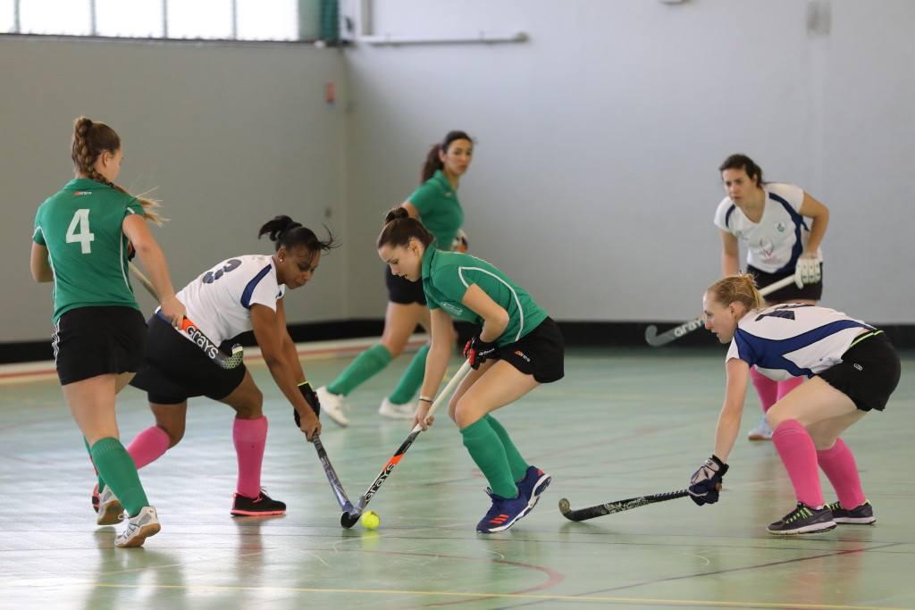 ASVEL-Hockey/St Maur